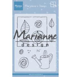MZ1901  Marianne Design Stempel Marjoleine's roses