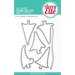541767 Elle-Ments Dies Quirky Christmas