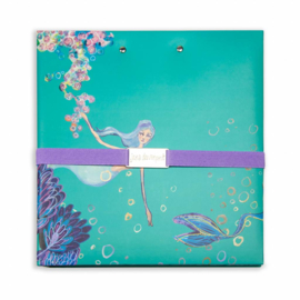 JD-010 Jane Davenport Artomology Storage Binder