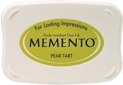 407309 Memento Full Size Dye Inkpad Pear Tart