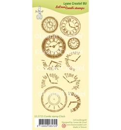 555725 Clear Stamp Combi Clock