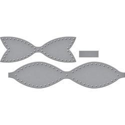 S3283 Spellbinders Shapeabilities Die D-Lites Bow Ties
