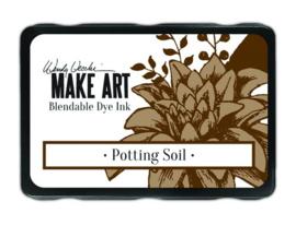 WVD64367 Ranger MAKE ART Dye Ink Pad Potting Soil