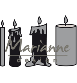 CR1426 Marianne Design Craftables Candles set