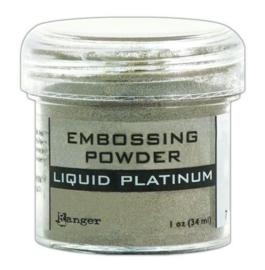 EPJ37484 Ranger Embossing Powder Liquid Platinum
