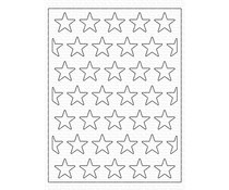 MFT-1590 My Favorite Things All the Stars Cover-Up Die-namics