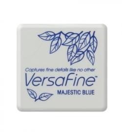 VF-SML-018 VersaFine klein Inkpad-Majestic Blue