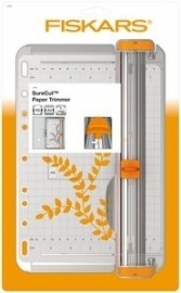 FSK5446 Fiskars Portable Paper Trimmer 22cm-A5