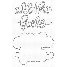 MFT1739 My Favorite Things Die-namics Die All The Feels