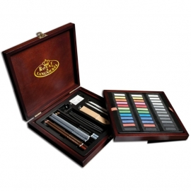 132645 Premier Box Set Pastel Pencil