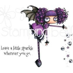 265777 Stamping Bella Cling Stamps Oddball Sparkle Fairy