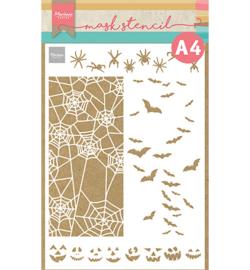 PS8108 Marianne Design Slimline Halloween