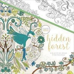271691 Kaisercraft Coloring Book Hidden Forest