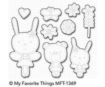MFT-1369 My Favorite Things Tutu Trio Die-Namics
