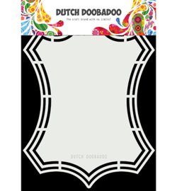 470.713.208 Dutch DooBaDoo Dutch Shape Art Sea Bottom