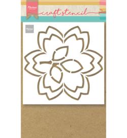 PS8054 Marianne Design stencil Blossom