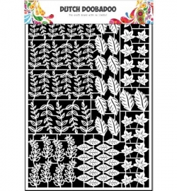 472.948.044 Dutch DooBaDoo Paper Art Leaves 2