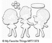 MFT-1373 My Favorite Things Friendship Rocks Die-Namics