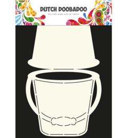 470.713.606 Dutch DooBaDoo Dutch Card Art Bucket