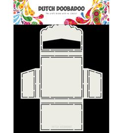 470.713.062 Dutch DooBaDoo  Shape Art Merci scallop