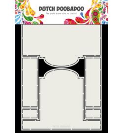 470.713.781 Dutch DooBaDoo Card Art Stepper label