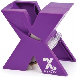 Xyron sticker en lamineer machine