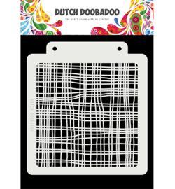 470.715.178 Dutch DooBaDoo Dutch Mask Art Linnen