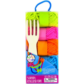 432213 Knitting Fork Yarn Kit