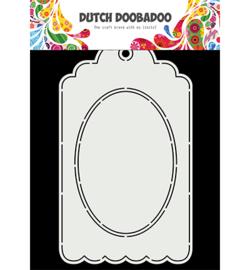 470.784.022 Dutch DooBaDoo Card Art A5 Tag