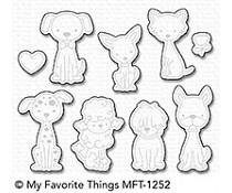 MFT-1252 My Favorite Things Die Puppy Kisses
