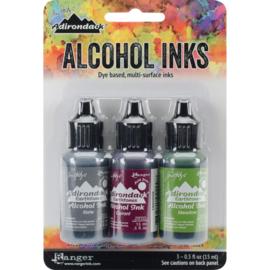 285517 TAK53484 Adirondack Inkt Cottage Path-Slate/Currant/Meadow