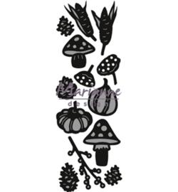 CR1420 Marianne Design Craftables  Punch die Autumn