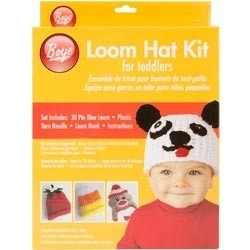 071126 Boye Baby Hat Loom Set