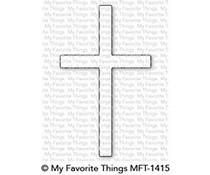 MFT-1415 My Favorite Things Cross Die-Namics