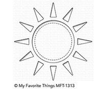 MFT-1313 My Favorite Things Die Sunshine Shaker