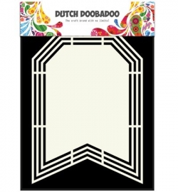 470.713.139 Dutch DooBaDoo Shape Art Flag