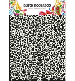 470.715.808 Dutch DooBaDoo Dutch Mask Art Numbers 3