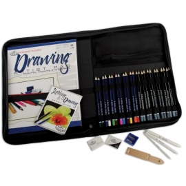 458247 Studio Artist Set Sketching & Drawing