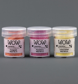 WOWKT035 Wow! Powder Trio Summer Scoops
