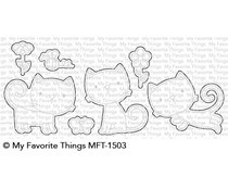 MFT-1503 My Favorite Things Purr-fect Die-namics