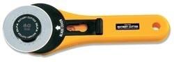 081750 Olfa Standard Rotary Cutter 60mm