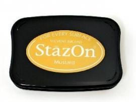 SZ91 StazOn Mustard