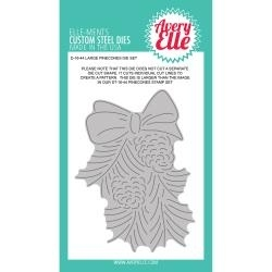 411625 Elle-Ments Dies Large Pinecones