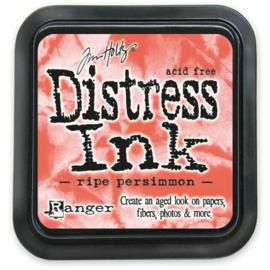 TIM32830 Tim Holtz Distress Ink Pad Ripe persimmon