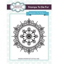 UMS731 Stamps To Die For Yuletide Radiance