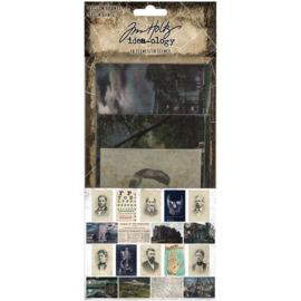 TH94075 Idea-Ology Vellum Haunts 18/Pkg