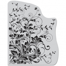 HA-CG509 Hero Arts Cling Stamps Leafy Vines