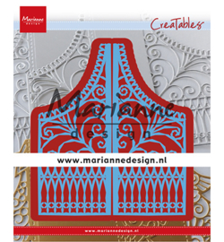LR0613 Marianne Design Cutting & embossing Gate Folding dies Gate