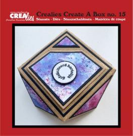CCAB15 Crealies Create A Box no. 15 Juwelendoosje