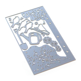 EC1864 Elizabeth Craft Metal Die Planner Essentials 38